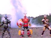 Kabutack&Blue Beet&B-Fighter Kabuto