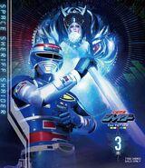 Shaider Blu-ray 3