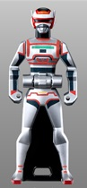 Juspion Ranger Key