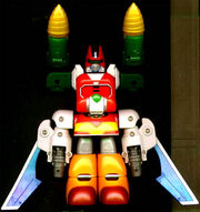 Robotack Drill Wing Special