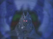 Mother Melzard inside Kuwaga Titan