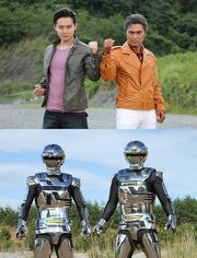 Gavan old and new