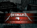 Six Feet Down Under EP (live album)