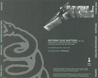 Nothing Else Matters (Elektra - PRCD 8534-2)