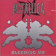 Bleeding Me (single)