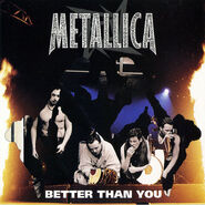 Better than You (single)
