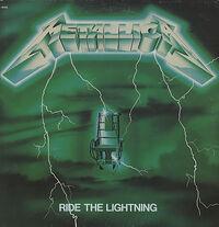 Ride the Lightning (green)