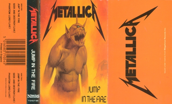 Metallica Jump In The Fire Jump in the Fire (sing...