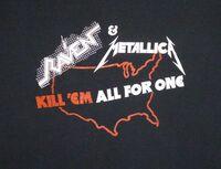Kill em all for one