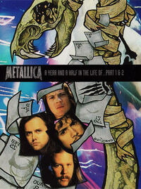 A Year and a Half in the Life of Metallica (DVD)