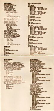Metallica-Metallica Lyrics Pages 1-2
