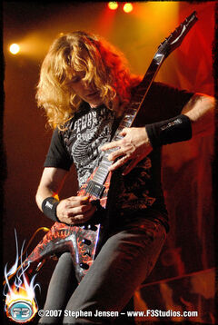 Dave mustaine gears of war v