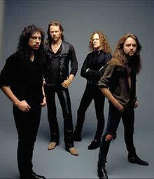Metallica ca