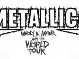 Madly in Anger With the World Tour
