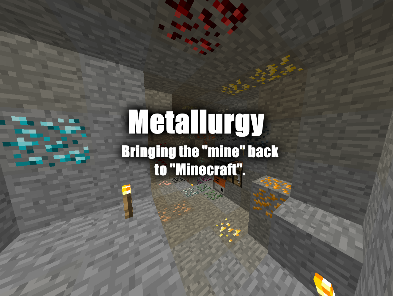 Metallurgy Logo Thingy