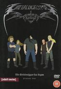 Metalocalypse Season 1 region 2