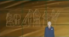 Romanian Artifact resembling dethklok that warns of a catastrophe similar to that of Armageddon