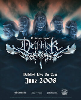 Dethklok-on-tour