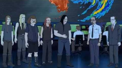Dethklok - Impeach God music video