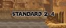 MSA level Standard 2-4