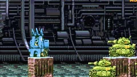 Every vehicle slug on Metal Slug saga part 2