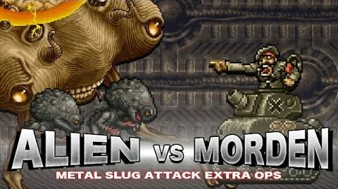 エイリアン VS モーデン:MSA EXTRA OPS