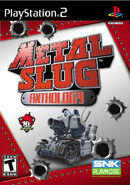 Metal Slug Anthology PS2 Cover
