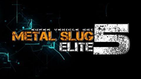Metal Slug 5 Elite Mission Tests (Debug Test)