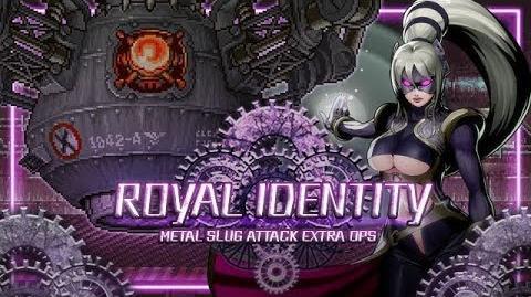 ROYAL IDENTITY: MSA EXTRA OPS