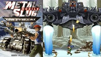 Universal Metal Slug- Tank Conspiracy JAVA GAME (SEGA) FULL WALKTHROUGH