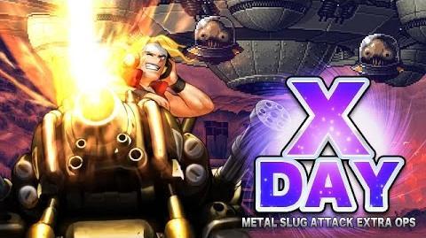 X DAYプロモーションビデオ:MSA EXTRA OPS