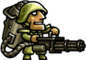 MSIUnit Gatling Soldier