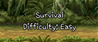 MSA level Combat School Survival Easy