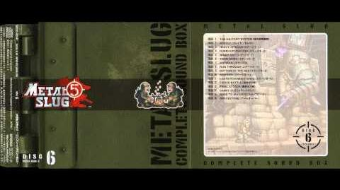 Metal Slug 5 Full Soundtrack ᴴᴰ