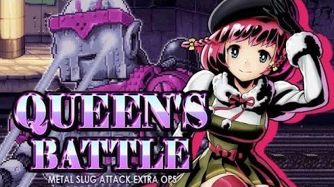 QUEEN'S BATTLE(クイーンズバトル):MSA EXTRA OPS