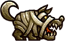 MSIUnit Dog Mummy