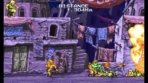 Metal Slug X Super Devil Showcase