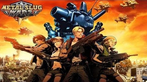 Metal Slug Wars - iPhone iPod Touch iPad - HD Gameplay Trailer