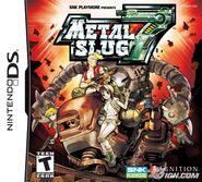 Metal Slug 7 Cover