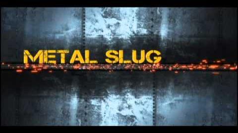 Metal Slug 5 Elite Official Titile Opening