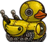 MSIVehicle Metal Duck