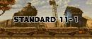 MSA level Standard 11-1