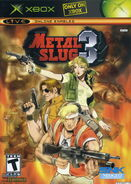 Metal Slug 3 Xbox Cover