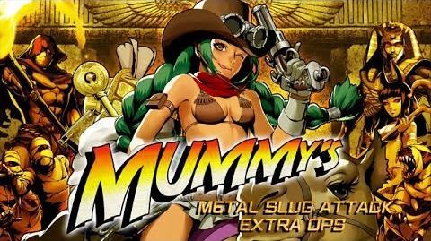 MUMMY'S(マミーズ) :MSA EXTRA OPS