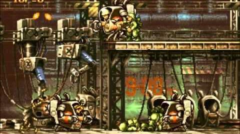 Every Vehicle Slug of Metal Slug Saga Part 1