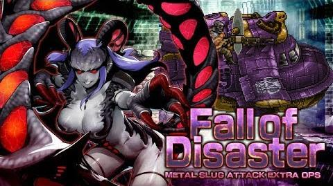 Fall of Disaster: MSA EXTRA OPS-0