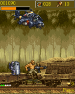 Metal Slug Mobile 3 Ingame 1