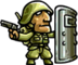 MSIUnit Shielded Soldier