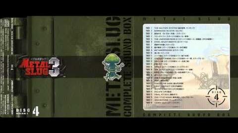 Metal Slug 3 Full Soundtrack ᴴᴰ