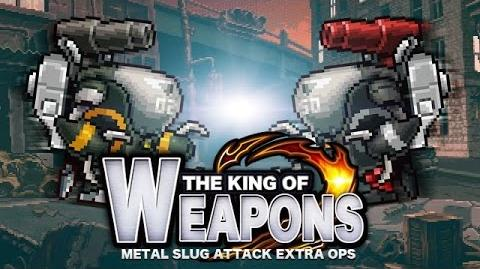 THE KING OF WEAPONS :MSA EXTRA OPS